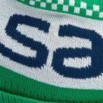 کلاه زمستانی بچه گانه سالومون - Salomon Junior Logo Real Green