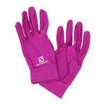 دستکش زنانه سالومون Salomon Running Gloves U Wild Berry