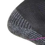 جوراب مردانه سالومون - Salomon Mission Asphalt/Purple