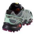 کفش دوی کوهستان زنانه سالومون - Salomon Shoes Speedcross 3 Cs W Lighttt/Lucitegreen/Mys