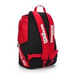 کوله پشتی تنیس ویلسون - Wilson Tour V Backpack Medium Rd