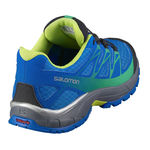 کفش دوی کوهستان بچه گانه سالومون - Salomon Shoes Wings J Unionblue/Darkcloud/Gra