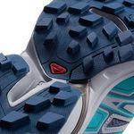 کفش دوی کوهستان زنانه سالومون  - Salomon Shoes Wings Flyte 2 W Slateblue/Lightonix/Tea