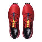کفش دوی کوهستان مردانه سالومون - Salomon Shoes Speedcross Pro M Radiantred/Black/Gec