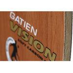 چوب راکت پینگ پنگ ویژن سافت کربن کورنیلیو - Cornilleau Gatien Vision Soft Carbon Off+ Blade
