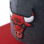 کلاه نقابدار تیم بسکتبال شیکاگو بولز آدیداس - Adidas Fitted Bulls