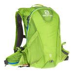 کوله پشتی 12 لیتری سالومون - Salomon Agile 12 Set Granny Green