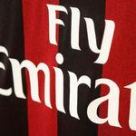 تی شرت تیم آث میلان سایز نوجوان آدیداس - Adidas AC Milan Home Replica Jersey Young