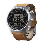 ساعت سونتو المنتوم - Suunto Elementum Terra Brown Leather