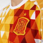 تی شرت تیم ملی اسپانیا آدیداس - Adidas Uefa Euro 2016 Spain Away Replica Jersey