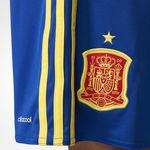شورت مردانه تیم ملی اسپانیا آدیداس - Adidas Uefa Euro 2016 Spain Home Replica Shorts