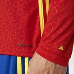 پیراهن تیم ملی اسپانیا آدیداس - Adidas Uefa Euro 2016 Spain Home Replica Player Jersey