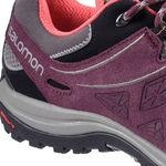کفش طبیعت گردی زنانه سالومون - Salomon Shoes Ellipse 2 Ltr W Swamp/Pinonoir/Pap