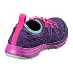 کفش تابستانی زنانه سالومون - Salomon Shoes Crossamphibian W Rainpruple/Cosmicpurple/Hot