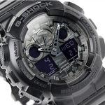 ساعت مردانه جی شاک کاسیو - Casio G-Shock GA-100 CF-1ADR Men's Watch