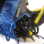 کوله پشتی 20 لیتری سالومون - Salomon Bag S-Lab X Alp 20 Bl/Bkalpha Yell