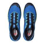 کفش دوی کوهستان مردانه سالومون - Salomon Shoes Wings Pro 2 M Brightblue/Black/Ton