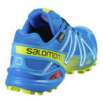 کفش دوی کوهستان مردانه سالومون - Salomon Shoes SpeedCross 3 GTX M Brightblue/Processblue/Gec