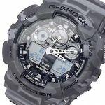 ساعت مردانه جی شاک کاسیو - Casio G-Shock GA-100 CM-8ADR Men's Watch