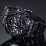 ساعت مردانه جی شاک کاسیو - Casio G-Shock GA-110PM-1ADR Men's Watch