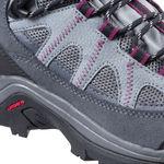 بوت کوهنوردی زنانه سالومون - Salomon Shoes Authentic Ltr Gtx W Pearlgrey/Greydenim/Mys