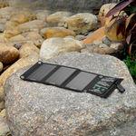 شارژر سولار 9 وات کیفی تاشو - RAVPower 9W USB Solar Charger