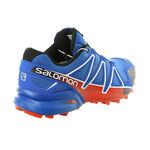 کفش دوی کوهستان مردانه سالومون - Salomon Shoes Speedcross 4 M Blueyonde/Black/Lava