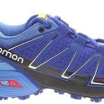 کفش دوی کوهستان زنانه سالومون - Salomon Shoes SpeedCross Vario W Spectrum/Petunia Blue/BLA