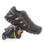 کفش طبیعت گردی مردانه سالومون - Salomon Shoes XA Pro 3D Ultra M Autobahn/Black/Yellow