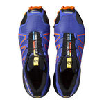کفش دوی کوهستان سالومون - Salomon Shoes Speedcross 3 M Cobalt/Tomatored/Bla.