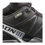 کفش دوی کوهستان مردانه سالومون - Salomon Shoes SpeedCross 3 GTX M Black/Black/Sil