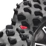 کفش دوی کوهستان مردانه سالومون - Salomon shoes Low/Speedcross 3 M Black/Black/Sil