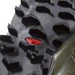 کفش دوی کوهستان مردانه سالومون - Salomon Shoes SpeedCross 3 GTX M DARKKHAKI/BLAK/IGU