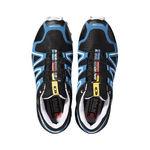 کفش دوی کوهستان مردانه سالومون - Salomon Shoes SpeedCross 3 GTX M Black/MethylBlue/White