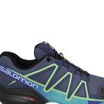 کفش دوی کوهستان زنانه سالومون - Salomon Shoes Speedcross 4 W Slateblue/Spablue/Fre