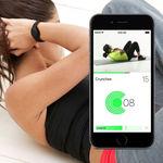 دستبند تندرستی و ثبت فعالیت های روزانه موو - Moov Now Multi-Sport Wearable Coach