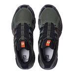 کفش دوی مردانه سالومون - Salomon X-Mission 3 Nightforest/Black/Sol Men's Running Shoes