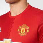 تی شرت تیم منچستریونایتد آدیداس - Adidas Manchester United Fc Home Replica Jersey