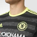 تی شرت تیم چلسی آدیداس - Adidas Chelsea Fc Away Replica Jersey