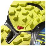 کفش دوی کوهستان مردانه سالومون  - Salomon Shoes Wings Flyte 2 GTX M Black/Brightblue/Gec
