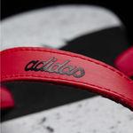 دمپایی لاانگشتی زنانه آدیداس - Adidas Eezay Striped Marbled Women's Thongs Sandals
