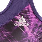 تاپ ورزشی زنانه آدیداس - Adidas Techfit Printed Bra
