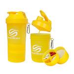 شیکر 600 میلی لیتری رنگ زرد اسمارت شیک - Smart Shake Original Bottle Yellow 600ml