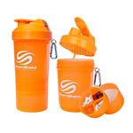 شیکر 600 میلی لیتری رنگ نارنجی اسمارت شیک - Smart Shake Original Bottle Orange 600ml