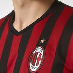 تی شرت تیم آث میلان آدیداس - Adidas AC Milan Home Replica Jersey