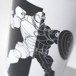 قمقمه ورزشی بچه گانه 500 میلی لیتری آدیداس - Adidas Marvel Avengers Bottle 500 ML
