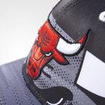 کلاه نقابدار تیم بسکتبال شیکاگو بولز آدیداس - Adidas Chicago Bulls Basketball Cap
