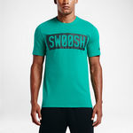 تی شرت ورزشی مردانه نایک - Nike Mesh Swoosh Block Men's Training T-Shirt