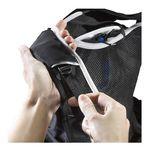 نمای بند کوله پشتی 12 لیتری سالومون - Salomon Bag Advance Skin 12 Set Shoulder Strap View