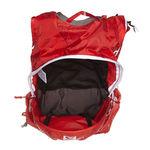 نمای داخلی کوله پشتی 12 لیتری سالومون - Salomon Bag Agile 12 Set Bright Red/White Inside View